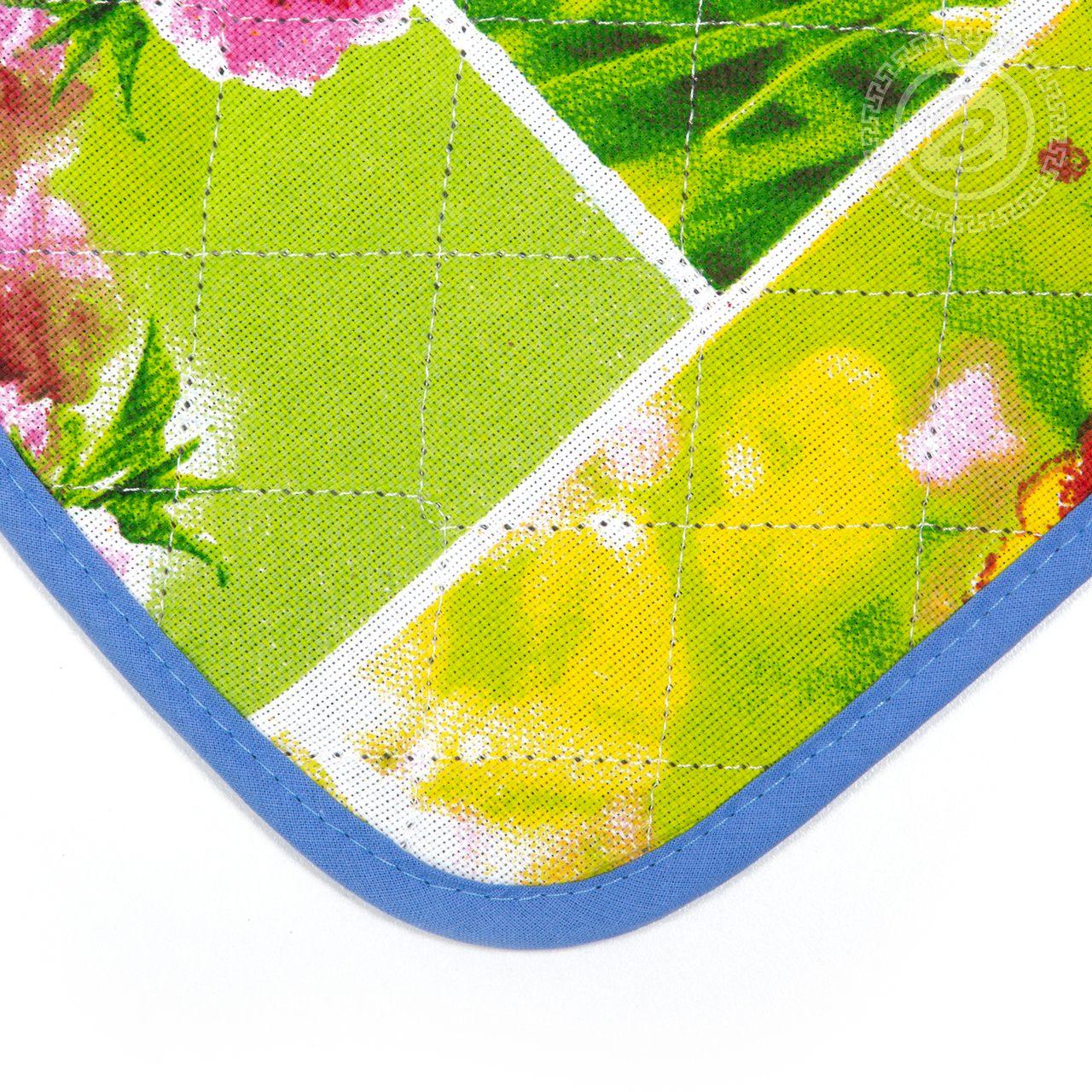 """Набор для кухни """"Первоцветы №2"""" (варежка, 2 прихватки)"""