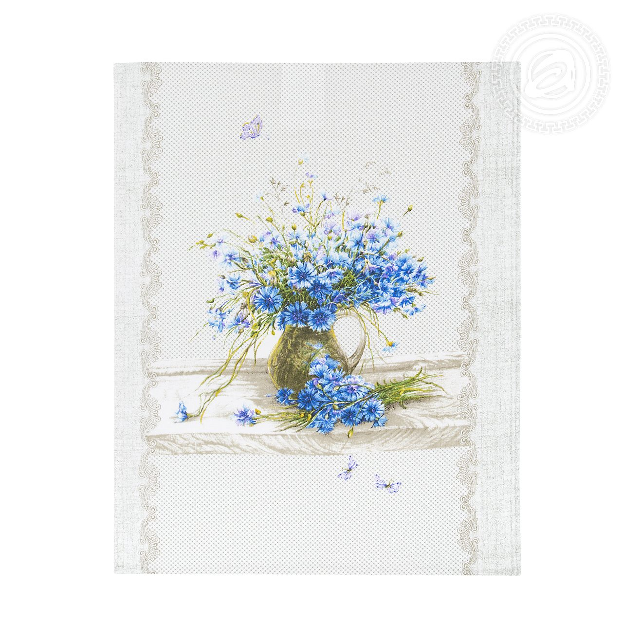 """Набор полотенец из рогожки """"Полевые цветы"""" (3 шт)Набор полотенец из рогожки """"Полевые цветы"""" (3 шт)"""