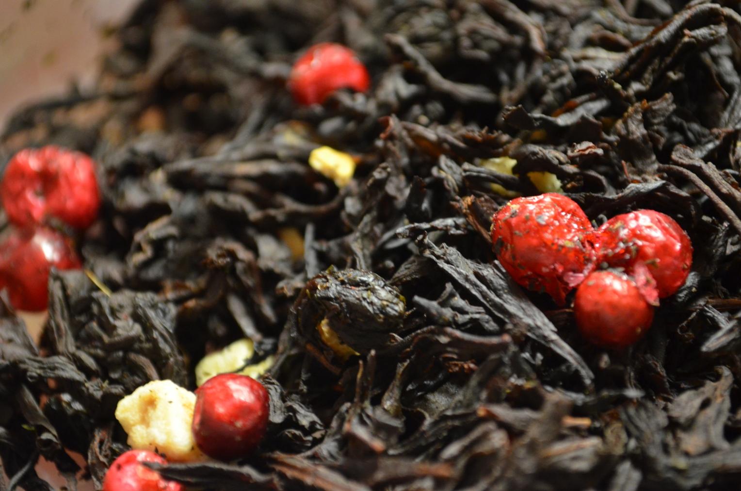 """Чай чёрный """"Вечерний"""" фруктово-ягодный"""