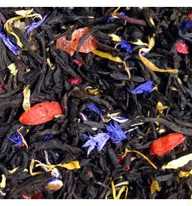 """Чай """"Энергия - Актив"""" чёрный индийский с ягодами Годжи"""