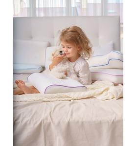 """Подушка детская с эффектом памяти """"Эрго Юниор"""" (36х26х6/8)"""