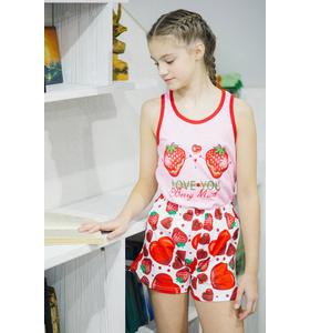 """Пижама детская """"Ягодка"""""""