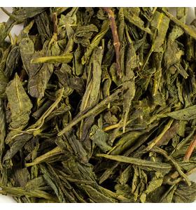 Сен-ча - зеленый китайский слабоферментированный чай