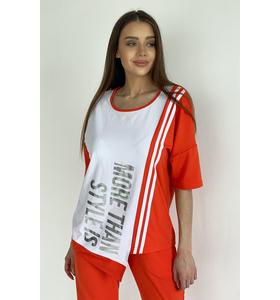 """Футболка женская """"Кросс"""""""
