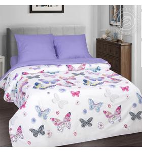 """Комплект постельного белья из поплина """"Butterfly"""""""