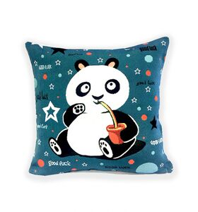 "Наволочка из гобелена ""Panda"" (45х45)"