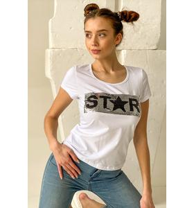 "Футболка женская ""Star"""