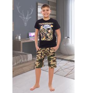 """Костюм детский """"Мужество"""" (шорты, футболка)"""